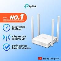 Bộ Phát Wifi TP-Link Archer C24 Băng Tần Kép AC750 - Hàng Chính Hãng