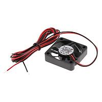 3D Printer Fan 4010 DC 24V 0.1A Sleeve Bearing Brushless Fan for Ender-3