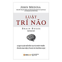 Sách - Luật trí não (Tái bản 2019)