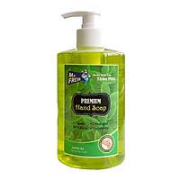 Nước rửa tay thảo mộc Mr.Fresh 500 ml (hương chanh xả)