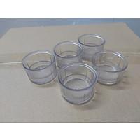 Nắp Bình Lắc Shaker Nhựa Pha Chế