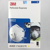 3M Face Mask màu trắng hộp 8822(10 cái)