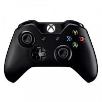 Tay Cầm Chơi Game Microsoft Xbox One S Wireless - Black - Hàng Chính Hãng