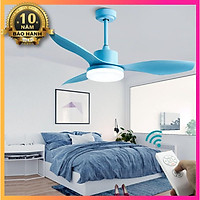 Quạt Trần Đèn Simple Personality Fan Lamp STA8604XX