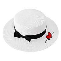 Mới Thêu Tùy Chỉnh Văn Bản Tên Logo Nơ Đen Mũ Lưỡi Trai Nữ Hat Panama Đi BiểN Nón Cô Dâu Làm Quà