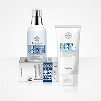 Combo Cosmeheal dành cho da dầu gồm SRM có bọt và Nước thần