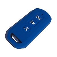 Bọc khóa Smartkey Honda SH, SHmode, PCX (Màu Xanh Dương)