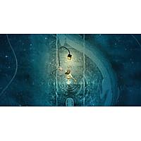 Poster A4 dán tường Anime, decal 21x30 trang trí có keo Spirited Away Wallpapers (16).jpg