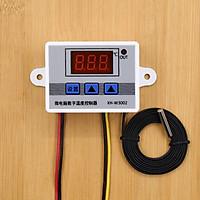 Bộ điều khiển nhiệt độ kỹ thuật số W3002 220V 10A dùng máy Nước nóng, điều khiển ấp trứng