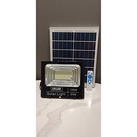 Đèn năng lượng mặt trời 100W