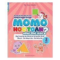 Momo Học Toán Như Thế Nào (3 Tuổi)