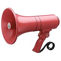 Loa cầm tay TOA Megaphone ER-1215S (có còi báo động) - hàng nhập khẩu