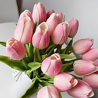 Combo 10 Bông Hoa Tulip Cao Su Giả Đẹp Tinh Tế