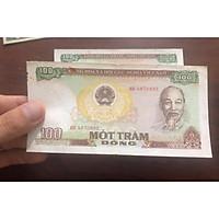 Tiền cổ 100 đồng Việt Nam 1985 thời kỳ bao cấp