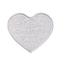 38Mm Heart Rose Valentine'S Day Commemorative Coin I Love You Game Currency