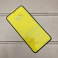 Tấm dán kính cường lực full màn hình 9D dành cho iPhone XS Max
