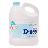 Dung Dịch Giặt Quần Áo Cho Bé D-Nee - Chai 3000ml (Xanh)