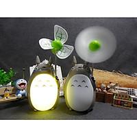 Đèn ngủ Totoro cầm quạt (Giao Mẫu Ngẫu Nhiên)