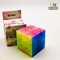 Bộ sưu tập đồ chơi trí tuệ Rubik Qiyi – Phiên bản Jelly Cube 2x2 3x3 4x4 5x5 Pyraminx Skewb Megaminx Mastermorphix Square-1 Windmill Dino Fisher Axis