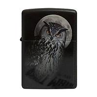 Bật Lửa Zippo 218 Owl And Moon