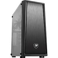 Vỏ Case Desktop Cougar MX340 Tempered Glass - Hàng Chính Hãng