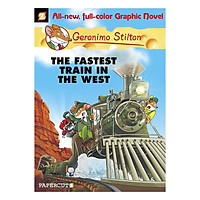 Geronimo Stilton: The Fastest Train In The West