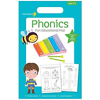 Little Genius Small Pad Phonics