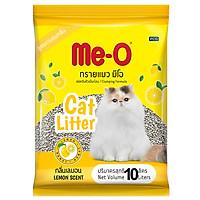 Cát Vệ Sinh Cho Mèo Me-O Hương Chanh (10L)
