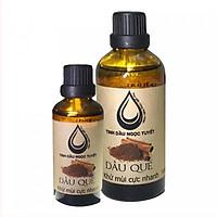 Combo 2 chai tinh dầu quế giảm đau và khử mùi Ngọc Tuyết 100mlx50ml