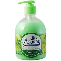 Sữa rửa tay Aquala Hương Trà Xanh (500ml)