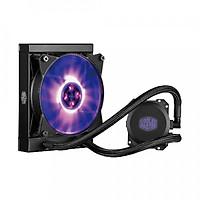 Tản nhiệt nước CPU Cooler Master MasterLiquid Lite ML120L RGB - Hàng Chính Hãng