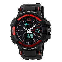 Đồng hồ nam dây nhựa SKMEI Sport Watch 10TCK40