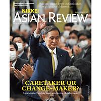 Nikkei Asian Review: CARETAKER OR CHANGE-MAKER? - 38.20, tạp chí kinh tế nước ngoài, nhập khẩu từ Singapore