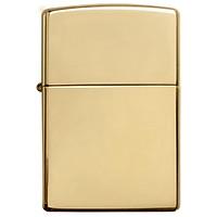 Bật Lửa Zippo High Polished Brass 254B
