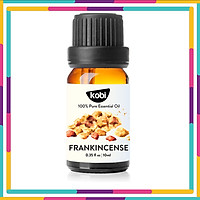 Tinh dầu Hương Trầm Kobi Frankincense essential oil giúp giảm lo âu, tái tạo da, kích thích tiêu hóa