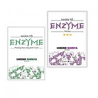 Combo sách chăm sóc sức khỏe ai cũng cần biết : Nhân Tố Enzyme - Phương Thức Sống Lành Mạnh + Nhân Tố Enzyme - Trẻ Hóa