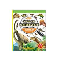 Kiến thức về khủng long-Cổ khủng long Mamenchisaurus dài bao nhiêu?Cơ thể khủng long chứa đầy bí mật