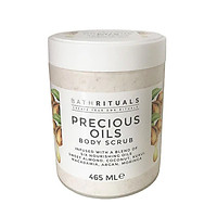 Tẩy da chết Bath Rituals Precious Oils Body Scrub 465ml