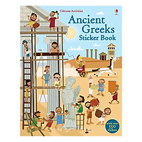 Usborne Ancient Greeks Sticker Book