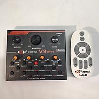 Sound Card V9 Plus bluetooth AQTA- Hàng nhập khẩu