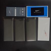 Bộ 4 miếng dán full màn hình dành cho Samsung Galaxy S10 Plus,S10,Note 9,Note 8,Note FE,S9,S9 Plus,S8,S8 Plus,S7,S7 Edge,S6 Edge,S6 Edge Plus Hàng chính hãng Gor (3 mặt trước + 1 Mặt sau)