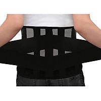 Đai cố định cột sống thương hiệu Presitom, dùng cho người đau lưng thoát vị đĩa đệm, bệnh nhân vừa trải qua phẫu thuật, đau thần kinh toạ - Sản xuất từ những nguyên liệu ngoại nhập