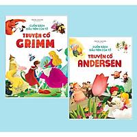 Combo 2 Cuốn Sách Truyện Cổ Grimm +Truyện Cổ Andersen