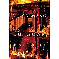 Sách - Vụ án mạng ở lữ quán Kairotei (tặng kèm bookmark thiết kế)