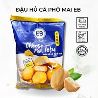 Đậu hũ cá phô mai EB 500g -Viên thả lẩu - Hàng nhập khẩu Malaysia