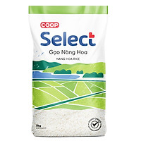 [Chỉ giao HCM] Gạo Nàng Hoa Co.op Select 5kg - 3334803