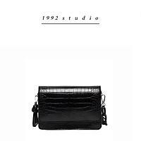 Túi xách nữ/ 1992 s t u d i o/ LELAH BAG/ màu đen đơn giản