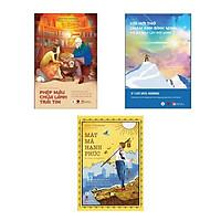 Sách - Combo Phép màu chữa lành trái tim + Khi hơi thở chạm ánh bình minh + Mật mã hạnh phúc