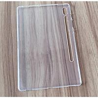 """Ốp lưng silicon trong suốt cho Samsung Galaxy Tab S6 10.5"""" T860 - Hàng nhập khẩu"""