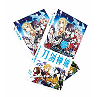 Postcard Anime Sword Art Online 10